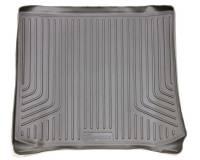 Carpeting, Vinyl Flooring and Floor Mats - Cargo Liners - Husky Liners - Husky Liners Weatherbeater Cargo Liner Plastic Black Jeep Cherokee KL 2014-15 - Each