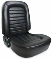 Recently Added Products - Scat Enterprises - Scat Enterprises Classic Lowback 1550 Series Seat Passenger Side With Sliders Reclining - Vinyl