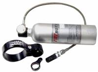 Fire Suppression Systems - Automatic Discharge Systems - King Racing Products - King Racing Products FE-36 Fire Suppression System 2.75 lb Bottle Fittings/Hose/Mount Heat Activated - Kit
