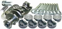 "Eagle Specialty Products - Eagle Specialty Products 488 CID Rotating Assembly Cast Crank Forged Pistons 4.500"" Stroke - 4.155"" Bore"