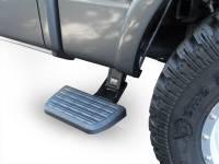 AMP Research - Amp Research BedStep2 Step Boards Bedside Mount Plastic Black - Ford Fullsize Truck 2009-13