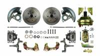 """Recently Added Products - Right Stuff Detailing - Right Stuff Detailing Disc Conversion Brake System Front 1 Piston 11.00"""" Solid Rotors - Offset Hat"""