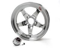 "Weld Wheels - Weld Racing RT-S S71 Street Wheels - Weld Racing - Weld Racing RT-S S71 Wheel 17 x 5"" 2.200"" Back Space 5 x 120 mm - High Pad - Black Anodized"