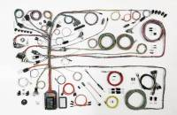 Exhaust System - American Autowire - American Autowire Classic Update Complete Car Wiring Harness Complete - Ford Truck 1957-60