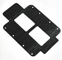 "The Blower Shop - The Blower Shop Base Supercharger Gasket 1/16"" Thick Composite 6-71/8-71/14-71 Superchargers - Each"