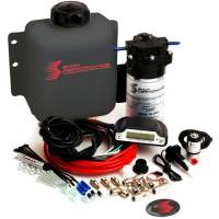Air & Fuel System - Water / Methanol Injection Systems - Snow Performance - Snow Performance Stage 3 Boost Cooler Water Injection System Boost/EFI Controlled 3 qt Reservoir Universal EFI Gas Engines - Kit
