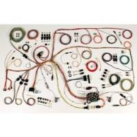 Recently Added Products - American Autowire - American Autowire Classic Update Complete Car Wiring Harness Complete - Falcon 1965