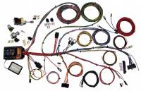 Exhaust System - American Autowire - American Autowire Builder 19 Series Complete Car Wiring Harness Complete 19 Power Outlets GM Color Code - Universal