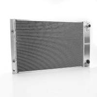 "Griffin Thermal Products - Griffin Thermal Products Direct Fit Radiator 33-1/4"" W 18-5/8"" H x 3"" D Pass Inlet/Outlet Aluminum - Natural"
