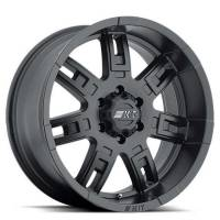 "Mickey Thompson - Mickey Thompson Sidebiter II Wheel 17 x 9"" 4.500"" Backspace 5 x 5.00"" Bolt Pattern - Aluminum"