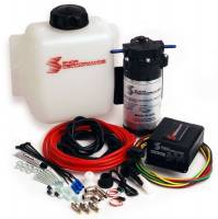 Air & Fuel System - Snow Performance - Snow Performance Stage 2 Boost Cooler Water Injection System Boost Reference Controlled 3 qt Reservoir Universal Gas - Kit