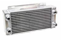 "Fluidyne - Fluidyne Therm-Hx Fluid Cooler 6-7/8 x 13 x 3-3/4"" Plate Type 1/2"" NPT Female Inlet/Outlet - Fittings"