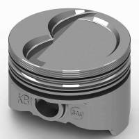 "KB Performance Pistons - KB Performance Pistons KB Series Piston Hypereutectic 4.150"" Bore 5/64 x 5/64 x 3/16"" Ring Grooves - Minus 17.0 cc"