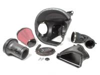 Roush Performance Parts - Roush Performance Parts Roush Air Induction System Reusable Filter Black Ford Coyote - Ford Mustang 2015