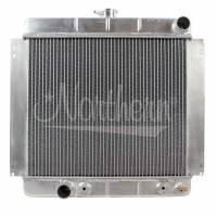"""Recently Added Products - Northern Radiator - Northern Radiator 19-3/4"""" W x 21-11/16"""" H x 3-1/8"""" D Radiator Pass Inlet/Driver Outlet Aluminum Natural - Auto-Trans"""