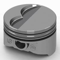 "KB Performance Pistons - KB Performance Pistons KB Series Piston Hypereutectic 4.190"" Bore 5/64 x 1/16 x 3/16"" Ring Grooves - Minus 6.0 cc"