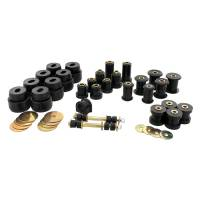 Recently Added Products - Prothane Motion Control - Prothane Motion Control Body Mount/Endlink/Suspension Bushings Bushing Kit Polyurethane Black GM Fullsize Truck 2007-14 - Kit
