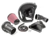 Air & Fuel System - Roush Performance Parts - Roush Performance Parts Roush Air Induction System Reusable Filter Black Ford V6 - Ford Mustang 2015