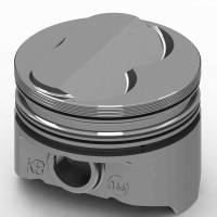 "KB Performance Pistons - KB Performance Pistons KB Series Piston Hypereutectic 3.935"" Bore 5/64 x 5/64 x 3/16"" Ring Grooves - Plus 4.0 cc"