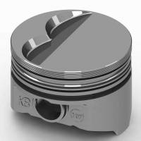 "KB Performance Pistons - KB Performance Pistons KB Series Piston Hypereutectic 4.040"" Bore 5/64 x 5/64 x 3/16"" Ring Grooves - Minus 5.0 cc"