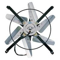 "Cooling & Heating - Perma-Cool - Perma-Cool High Performance Electric Cooling Fan 18"" Fan Push/Pull 2900 CFM - Paddle Blade"