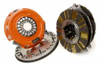 "Recently Added Products - Centerforce - Centerforce DYAD Clutch Kit Twin Disc 10-1/2"" Diameter 1-1/8"" x 26 Spline Sprung Hub - GM V8"