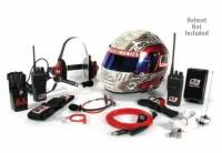 Radios, Transponders & Video - Radio Communication Systems - Racing Electronics - Racing Electronics Piranha Race Communications System