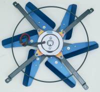 "Cooling & Heating - Perma-Cool - Perma-Cool High Performance Electric Cooling Fan 16"" Fan Push/Pull 2950 CFM - Paddle Blade"