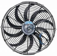 "Cooling & Heating - Perma-Cool - Perma-Cool Standard Electric Cooling Fan 16"" Fan Puller 2300 CFM - Curved Blade"