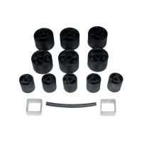 "Performance Accessories - Performance Accessories 2"" Lift Body Lift Hardware Nylon Black - Gas"