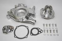 "Cooling & Heating - PRW Industries - PRW INDUSTRIES Mechanical Water Pump High Performance 3/4"" Shaft Aluminum - Polished"