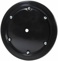 "Mud Covers and Components - Mud Covers - Allstar Performance - Allstar Performance 6 Quick Release Fasteners Mud Cover Plastic Black 15"" Wheels - Kit"