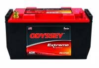"""Ignition & Electrical System - Odyssey Battery - Odyssey Battery AGM Battery 12V 1175 Cranking Amps Standard Terminals - 13.02"""" L x 7.80"""" H x 6.60"""" W"""