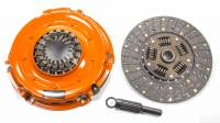 "Recently Added Products - Centerforce - Centerforce Dual Friction Clutch Kit Single Disc 10-15/16"" Diameter 1-3/16"" x 18 Spline - Sprung Hub"