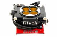 Air & Fuel System - Fitech Fuel Injection - FiTech Go EFI 8 Power Adder Fuel Injection Throttle Body Square Bore 70 lb/hr Injectors - Nitrous Control