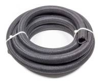 Rubber Push-Lock Hose - Fragola Series 8000 Push-Lite Race Hose - Black - Fragola Performance Systems - Fragola Performance Systems Series 8000 Push-Lite Hose 12 AN 15 ft Braided Nylon/Rubber - Black