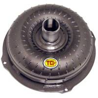 "Recently Added Products - TCI Automotive - TCI Automotive Sizzler Torque Converter 12"" Diameter 1600-2000 RPM Stall 11.4"" Bolt Circle - 26 Spline - C4"