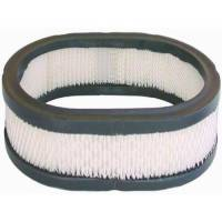 "Racing Power - Racing Power 12"" Oval Air Filter Element 2"" Tall - Paper"