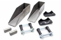 "Mopar Performance - MOPAR PERFORMANCE 3"" From OE Location Spring Relocation Kit Brackets/Perches/Shackles Steel Natural - Mopar A-Body"