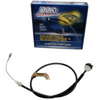 Drivetrain Components - BBK Performance - BBK Performance Adjustable Clutch Cable BBK Quadrant Kit - Ford Mustang 1979-95