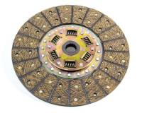 "McLeod - McLeod 100 Series Clutch Disc 12"" Diameter 1-1/8"" x 26 Spline Sprung Hub - Organic"