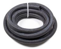 Rubber Push-Lock Hose - Fragola Series 8000 Push-Lite Race Hose - Black - Fragola Performance Systems - Fragola Performance Systems Series 8000 Push-Lite Hose 8 AN 15 ft Braided Nylon/Rubber - Black