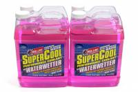Oil, Fluids & Chemicals - Coolant Additive - Red Line Synthetic Oil - Red Line Synthetic Oil Supercool With WaterWetter Antifreeze/Coolant Additive 1/2 Gal - Set of 4