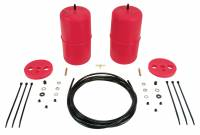 Recently Added Products - Air Lift - Air Lift Air Lift 1000 Air Spring Bags/Lines 1000 lb Capacity Rear - Jeep Grand Cherokee 2011-13
