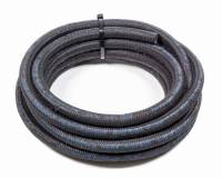 Rubber Push-Lock Hose - Fragola Series 8000 Push-Lite Race Hose - Black - Fragola Performance Systems - Fragola Performance Systems Series 8000 Push-Lite Hose 4 AN 15 ft Braided Nylon/Rubber - Black