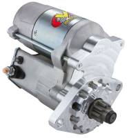 Ignition & Electrical System - CVR Performance Products - CVR Performance Products Protorque Extreme Starter 5 Position Mounting Block 4.44:1 Gear Reduction Natural - Bert/Brinn Transmissions