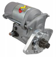 Ignition & Electrical System - CVR Performance Products - CVR Performance Products Protorque Maximum Starter 5 Position Mounting Block 4.44:1 Gear Reduction Natural - Bert/Brinn Transmissions