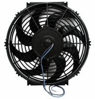 "Electric Fans - Proform Electric Fans - Proform Performance Parts - Proform Performance Parts High Performance Electric Cooling Fan 12"" Fan Push/Pull 1200 CFM - Curved Blade"