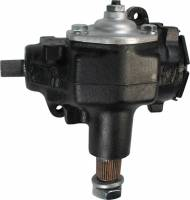 """Recently Added Products - Borgeson - Borgeson Manual Steering Box Saginaw 525 24 to 1 Ratio 3/4-36"""" Spline - Iron"""