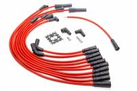 Recently Added Products - Advanced Fuel & Ignition Systems - Advanced Fuel & Ignition Systems Series 50 Spark Plug Wire Set Spiral Core 8.5 mm Red - Straight Plug Boots